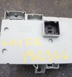fuse box relay body control module ecu 229377 245788 oem ferrari california 2011 [ 1600 x 1067 Pixel ]