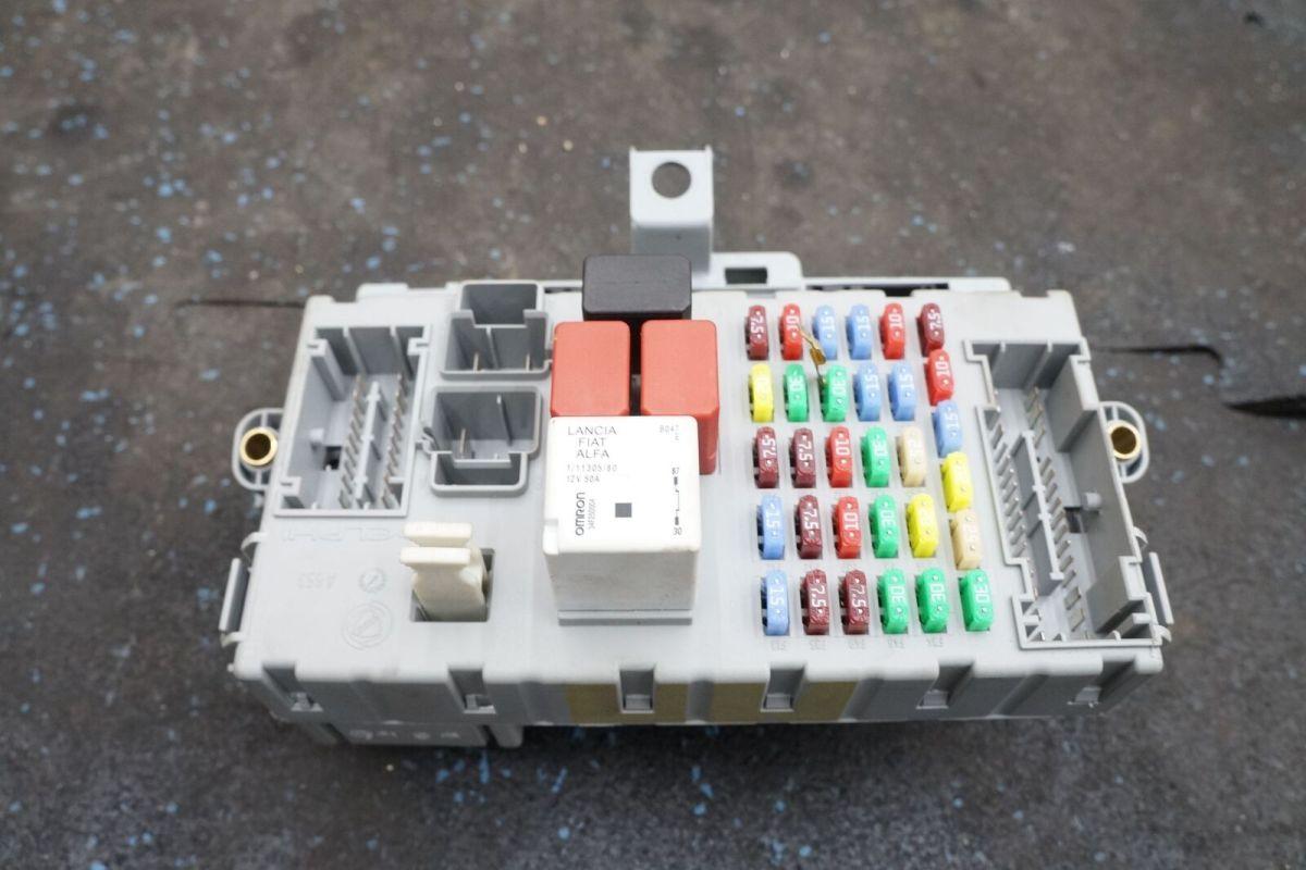 Fuse Box Relay Body Control Module ECU 229377 245788 OEM Ferrari California  2011 – Pacific Motors