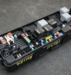 rear body fuse relay junction box panel  [ 1600 x 1067 Pixel ]