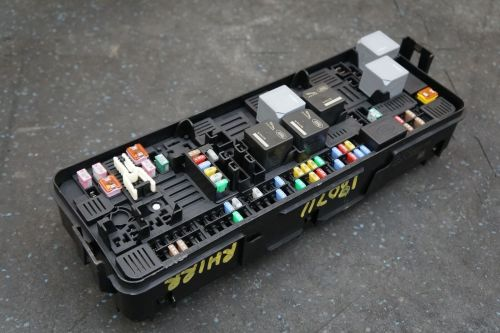 small resolution of rear body fuse relay junction box panel