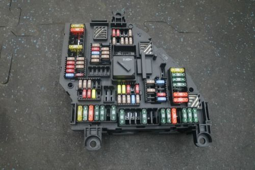 small resolution of rear power distribution fuse box block relay 61149264923 bmw 535i 2013 bmw 535i fuse box