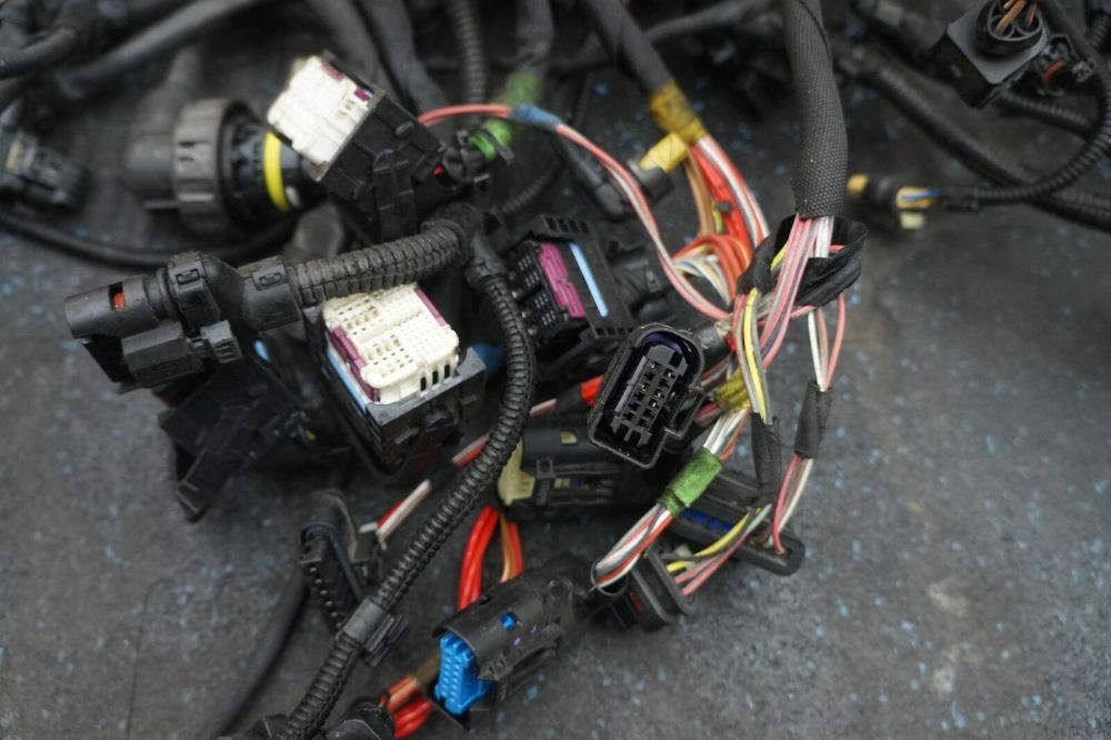 medium resolution of engine computer control module wire harness