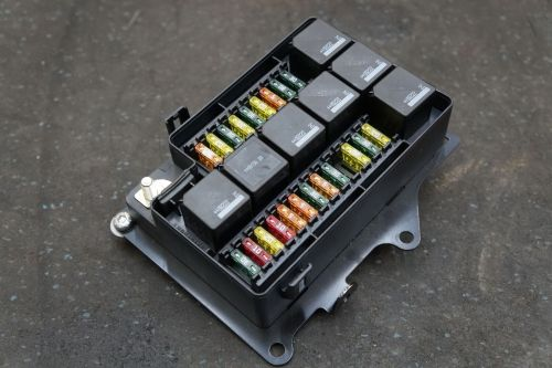 small resolution of rear fuse box