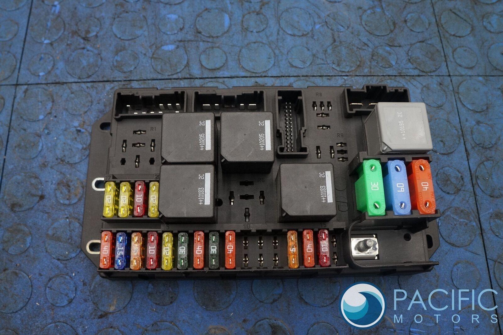 Rear Quarter Fuse Box Block Aw9314a073bc Jaguar Xj Xjl X351 2011