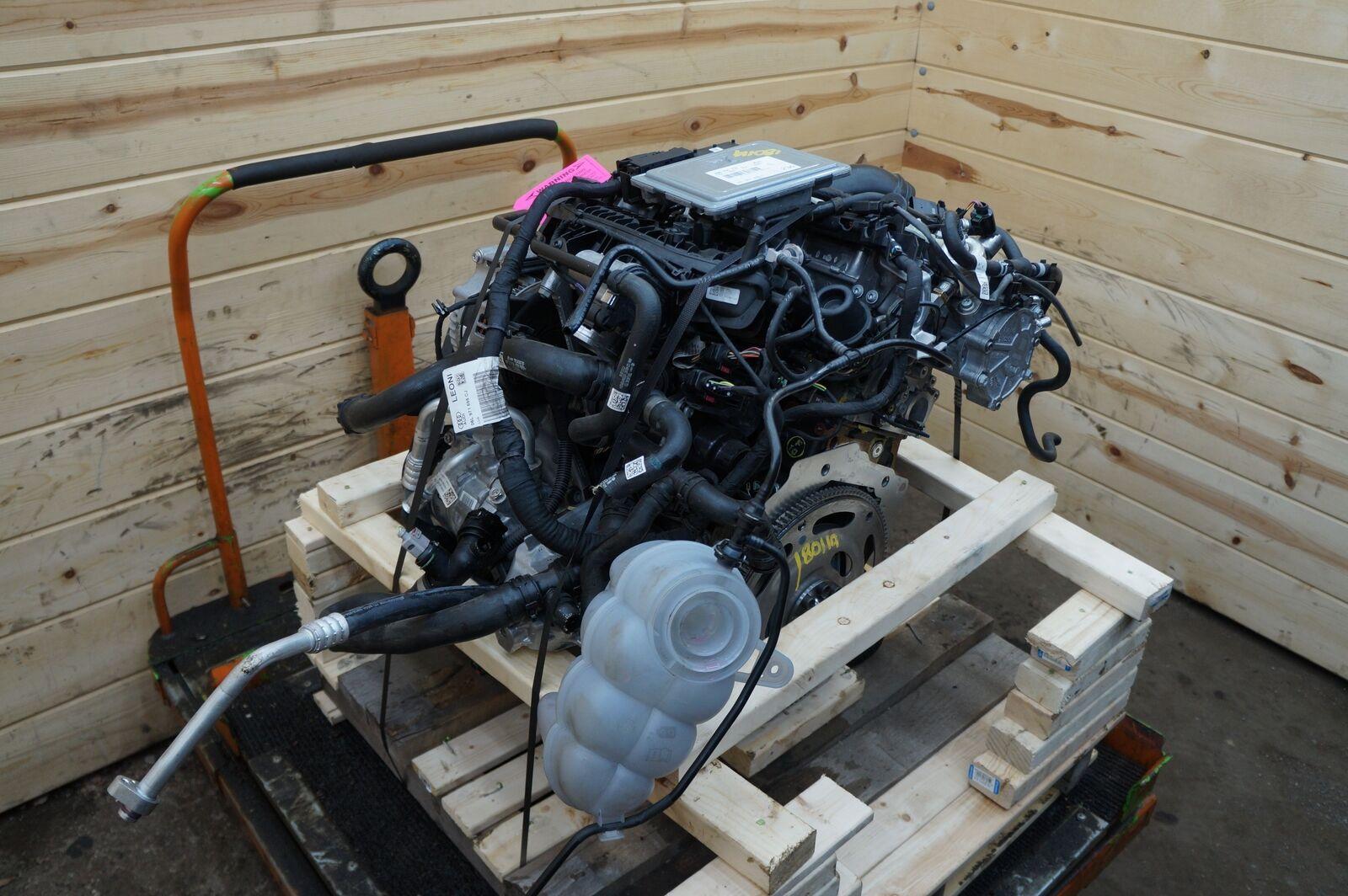 1 8l i4 turbo cymc engine dropout assembly audi a4 b9. Black Bedroom Furniture Sets. Home Design Ideas