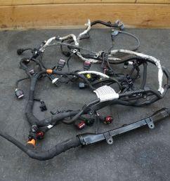 3 0l v6 engine wiring harness 311643 670007401 oem maserati ghibli [ 1600 x 1067 Pixel ]