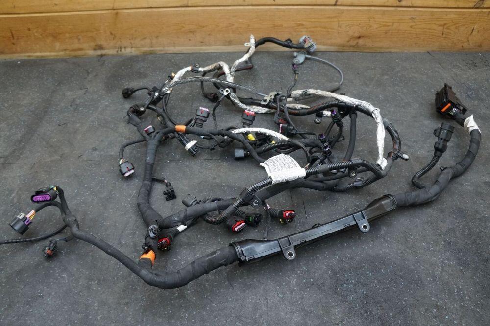 medium resolution of 3 0l v6 engine wiring harness 311643 670007401 oem maserati ghibli