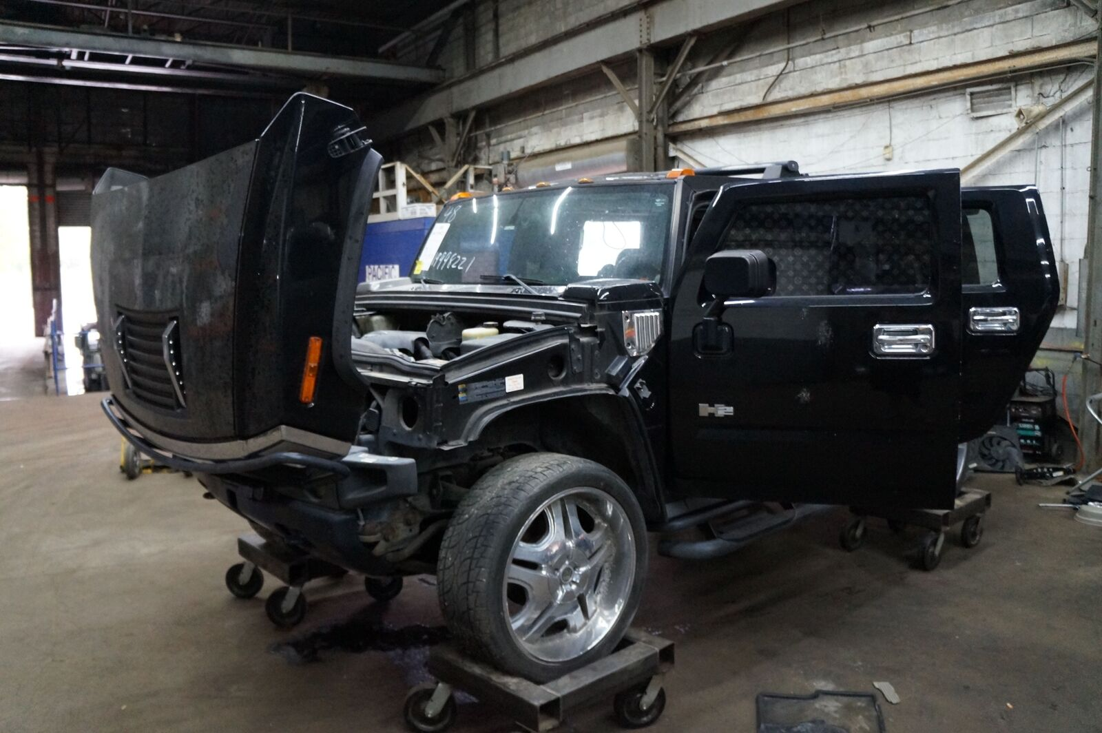 2003 Hummer H2 Fuse Box Location