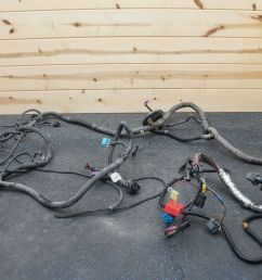 electrical body chassis frame wire wiring harness 15186944 hummer h2 [ 1600 x 1067 Pixel ]