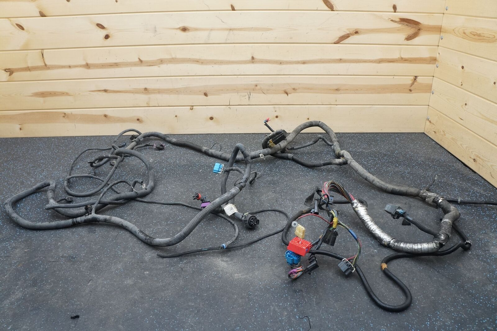 hight resolution of electrical body chassis frame wire wiring harness 15186944 hummer h2