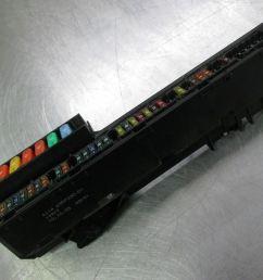 front power distribution fuse box block 61146932452 bmw m5 e60  [ 1600 x 1200 Pixel ]