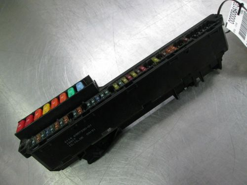 small resolution of front power distribution fuse box block 61146932452 bmw m5 e60