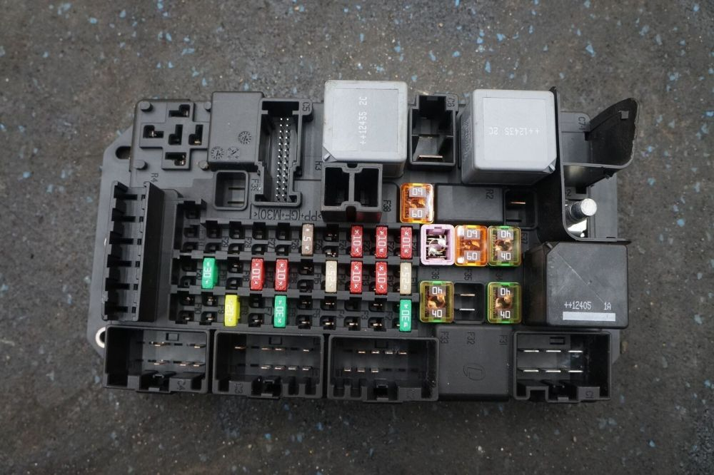 medium resolution of rear quarter fuse box block dw9314n030ab jaguar xj x351 2013rear quarter fuse box block dw9314n030ab jaguar
