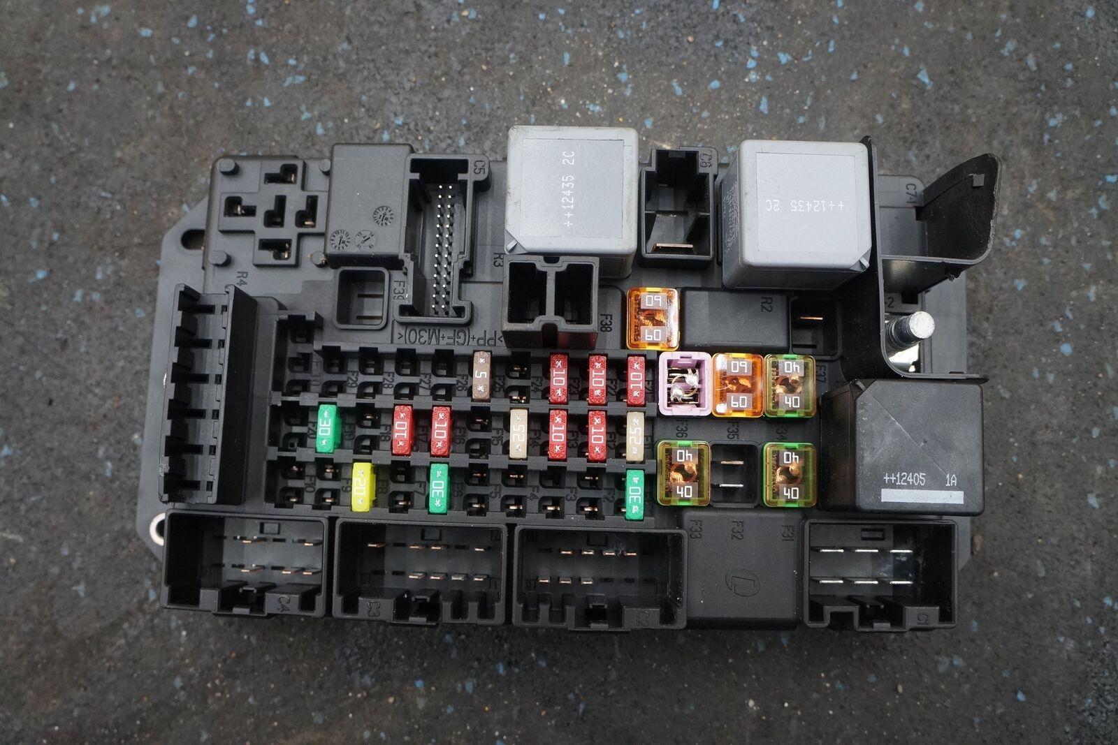 hight resolution of rear quarter fuse box block dw9314n030ab jaguar xj x351 2013rear quarter fuse box block dw9314n030ab jaguar