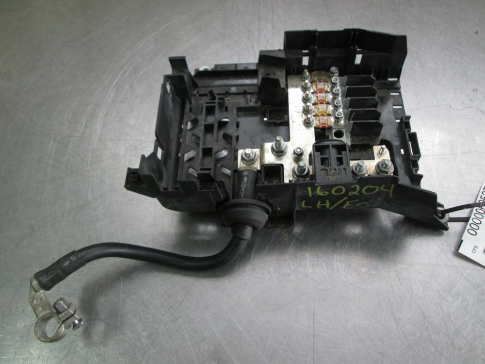 medium resolution of right passenger body relay fuse box block 7l0937548c audi q7 2007