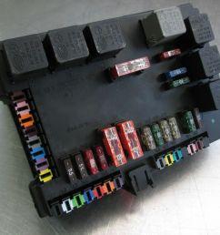 rear signal activation module sam fuse box 2215404762 mercedes s550 w221 2007 09 [ 1600 x 1200 Pixel ]