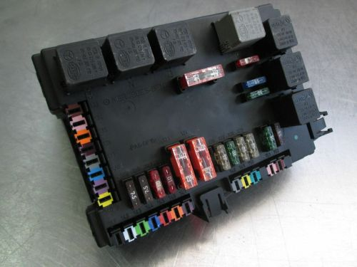 small resolution of rear signal activation module sam fuse box 2215404762 mercedes s550 w221 2007 09