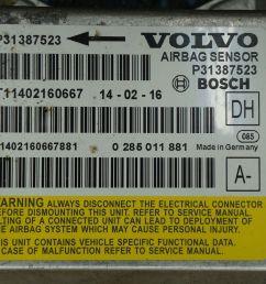 airbag restraint system sensor control  [ 1600 x 1067 Pixel ]