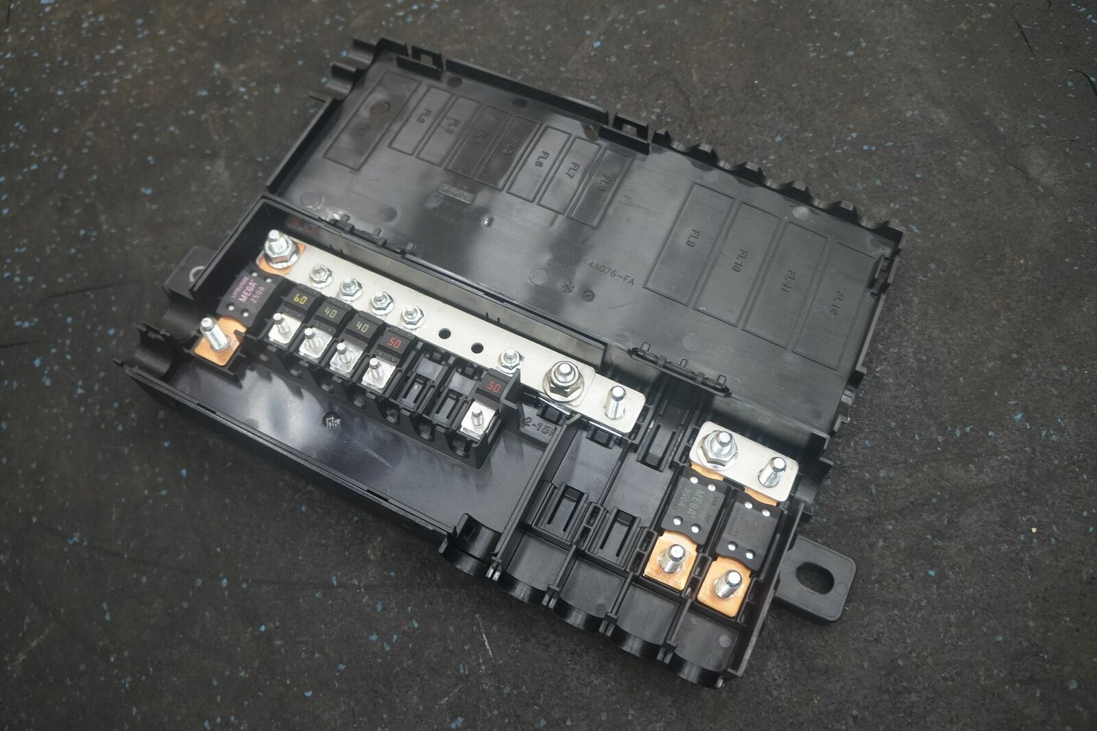 hight resolution of battery pre fuse box block assembly
