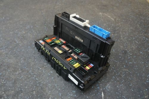 small resolution of front body control module fuse box block 61356823587 bmw f12 6 series
