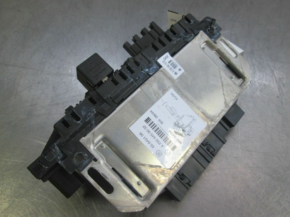 medium resolution of sl500 fuse box