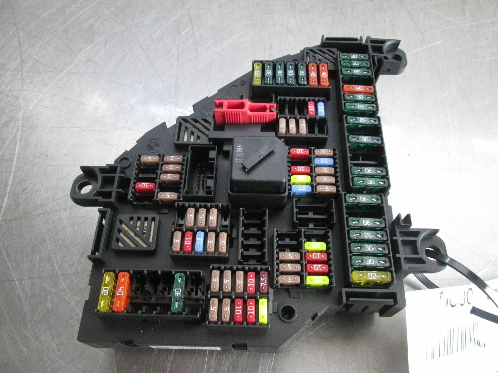 Bmw F10 Rear Fuse Box Electrical Wiring Diagrams 92 318is Diagram Trunk Power Distribution 61149210857 750 F01 F02 1992 325i Panel