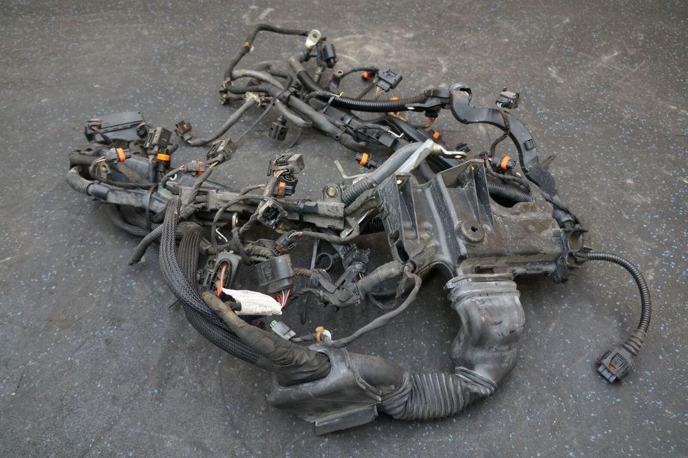 medium resolution of 3 6l v6 engine wiring wire harness 94660700504 oem porsche