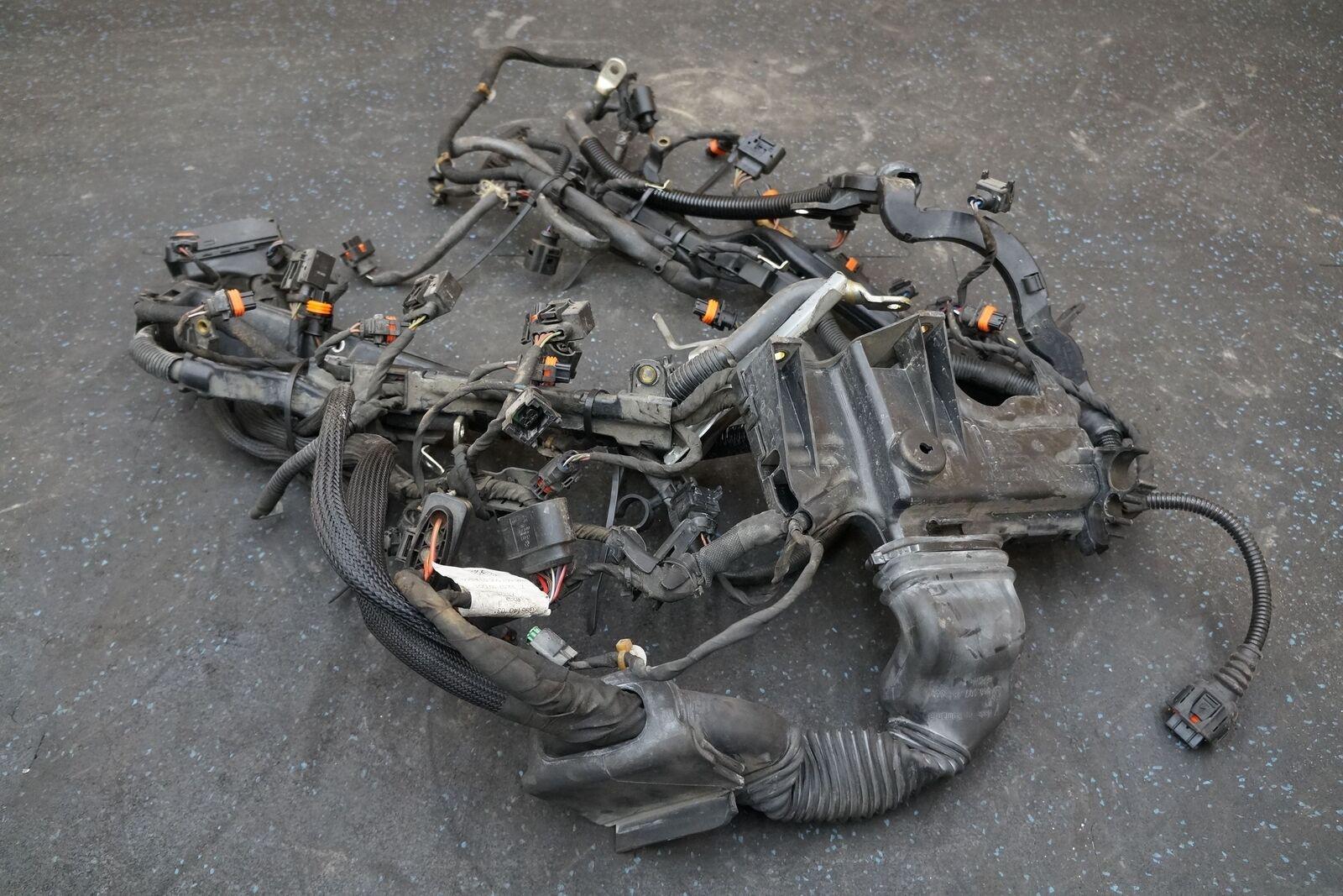 hight resolution of 3 6l v6 engine wiring wire harness 94660700504 oem porsche