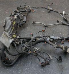 3 6l v6 ms4620 engine wire harness 94860716500 oem  [ 1600 x 1067 Pixel ]