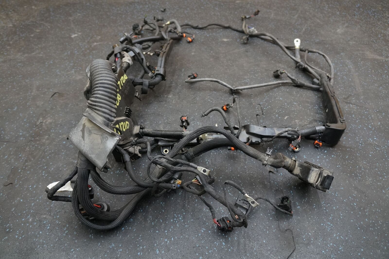 hight resolution of 3 6l v6 ms4620 engine wire harness 94860716500 oem
