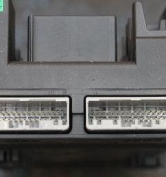 body processor control module fuse box c2d32172 dw9314f041af jaguarbody processor control module fuse box [ 1600 x 1067 Pixel ]