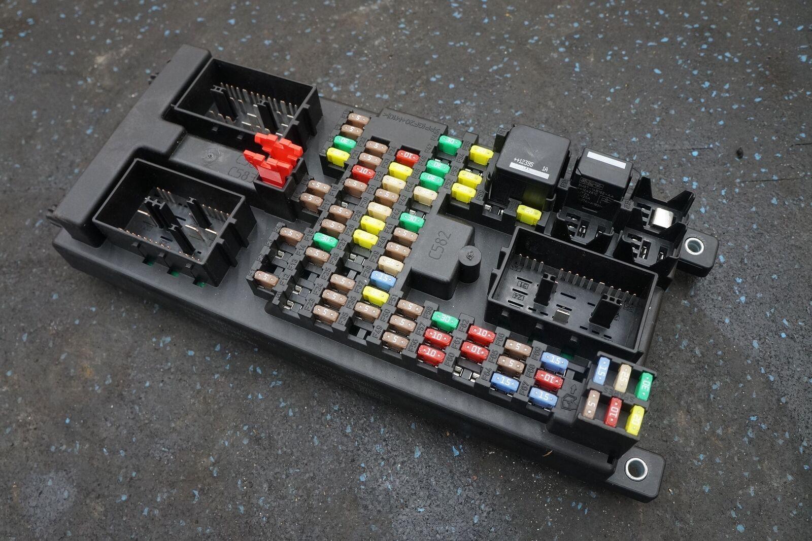 hight resolution of body processor control module fuse box