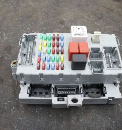dash fuse box relay body control module 229377 246624 ferrari california 2010 [ 1600 x 1067 Pixel ]