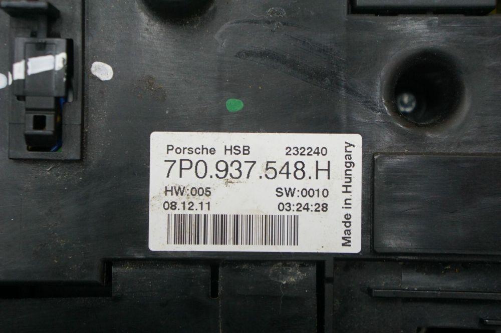 medium resolution of fuse box porsche cayenne 2004
