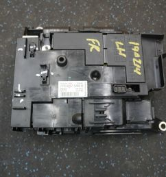 front fuse box power distribution block 7p0937548 porsche  [ 1600 x 1064 Pixel ]