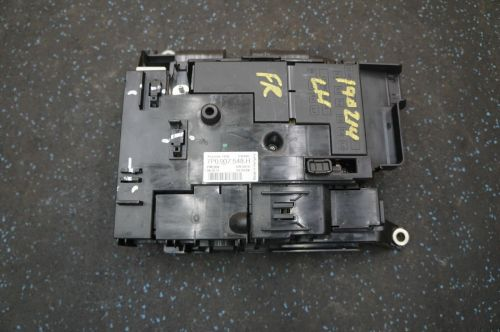 small resolution of front fuse box power distribution block 7p0937548 porsche