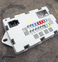 rear luggage compartment cabin fuse box lr041091 oem range rover 2013 range rover fuse box [ 1600 x 1067 Pixel ]