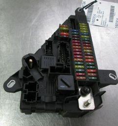 rear power distribution fuse box 61149138830 bmw m5 e60  [ 1600 x 1200 Pixel ]