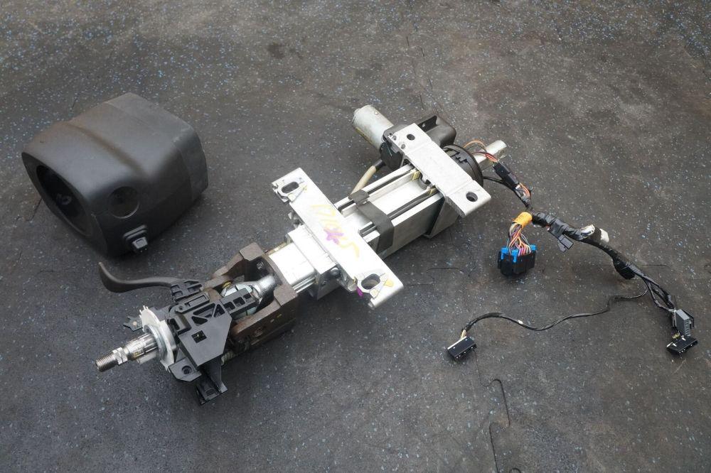 medium resolution of steering column assembly
