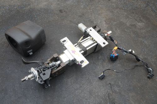 small resolution of steering column assembly
