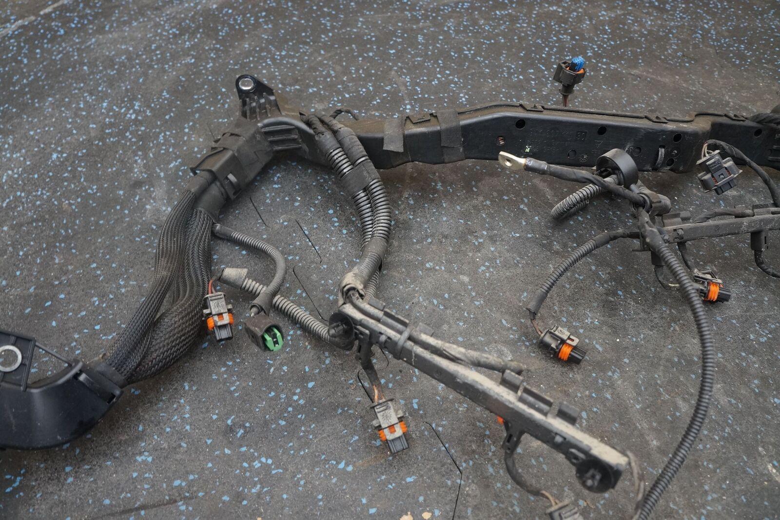 34l Ma123 Engine Wire Harness 9a160709327 Porsche Cayman S Boxster