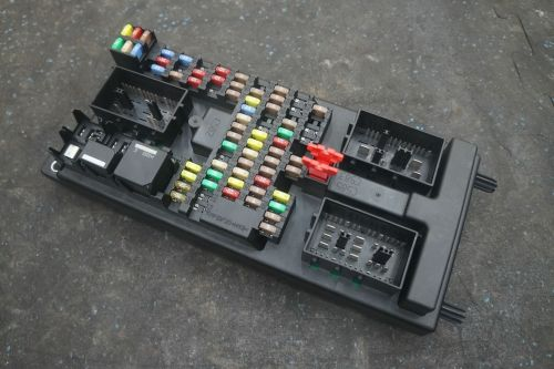 small resolution of body processor computer control module fuse box c2d20176 oem jaguar xj