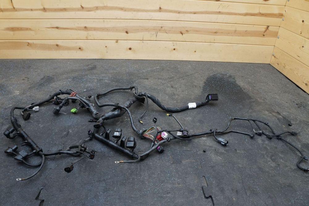 medium resolution of engine wire wiring harness 3 0l 95860701030 porsche