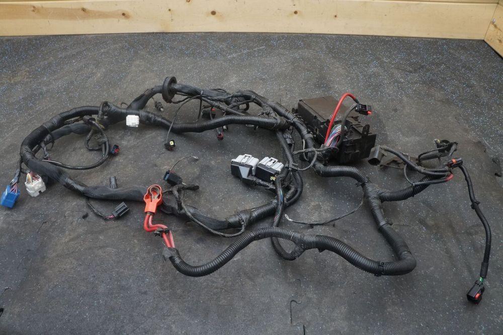 medium resolution of engine wire wiring harness headlamp