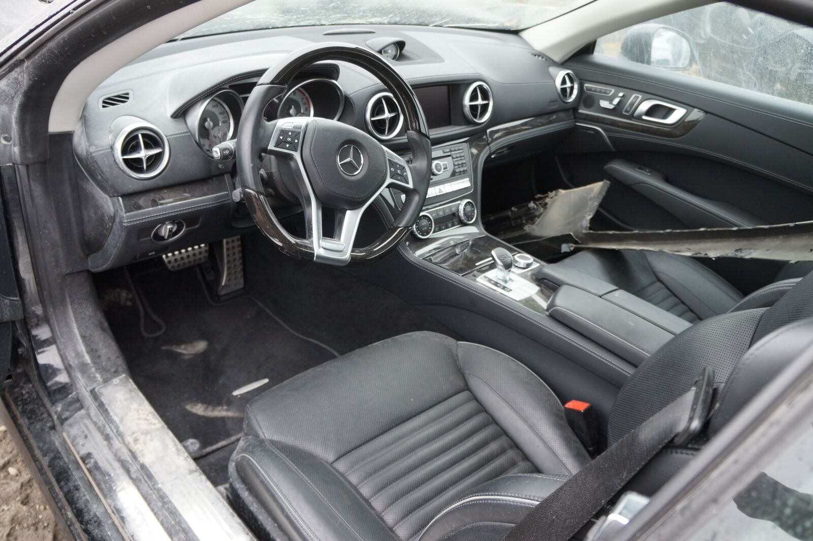 Ignition Switch Engine Button 2319055100 Mercedes Sl400 Sl550 Sl63 Benz