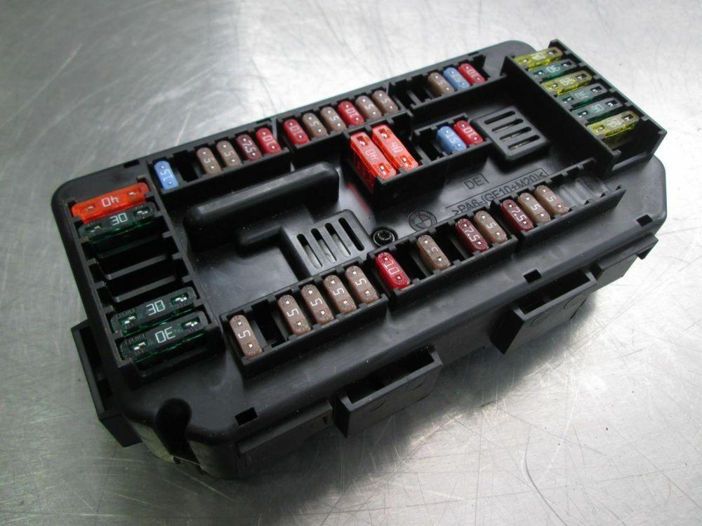 medium resolution of power distribution fuse box block 61149337879 bmw 428i f32 2014 16