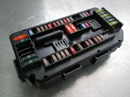 small resolution of power distribution fuse box block 61149337879 bmw 428i f32 2014 16
