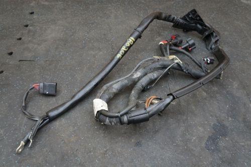 small resolution of starter alternator wire wiring harness