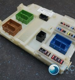body control module fuse box assembly 31254838 ac oem volvo s80  [ 1600 x 1066 Pixel ]
