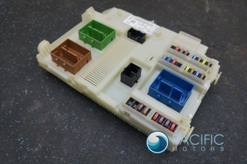 small resolution of body control module fuse box assembly 31254838 ac oem volvo s80